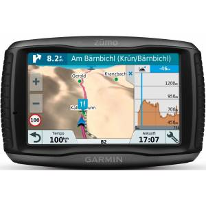 Garmin zumo 595LM Europe Navigation System  - Black - Size: One Size