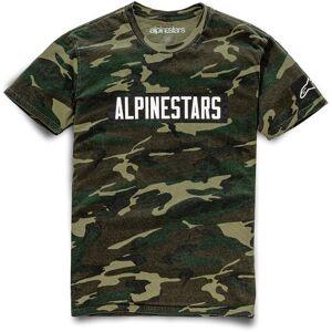 Alpinestars Adventure T-Shirt unisex Black Size: 2XL