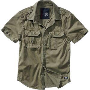 Brandit Vintage Shirt  Green Size: