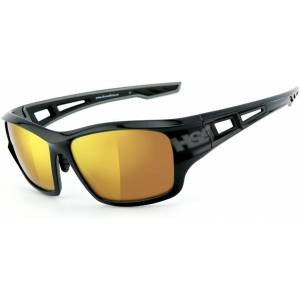 HSE SportEyes 2095 Sunglasses Gold One Size