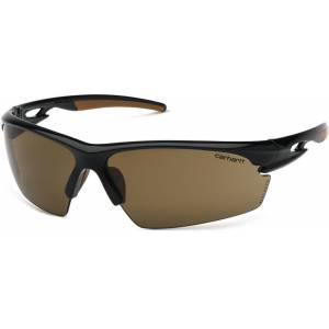 Carhartt Ironside Plus Safety Glasses Brown