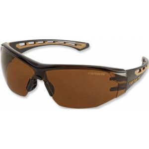 Carhartt Easely Safety Glasses  - Brown - Size: One Size