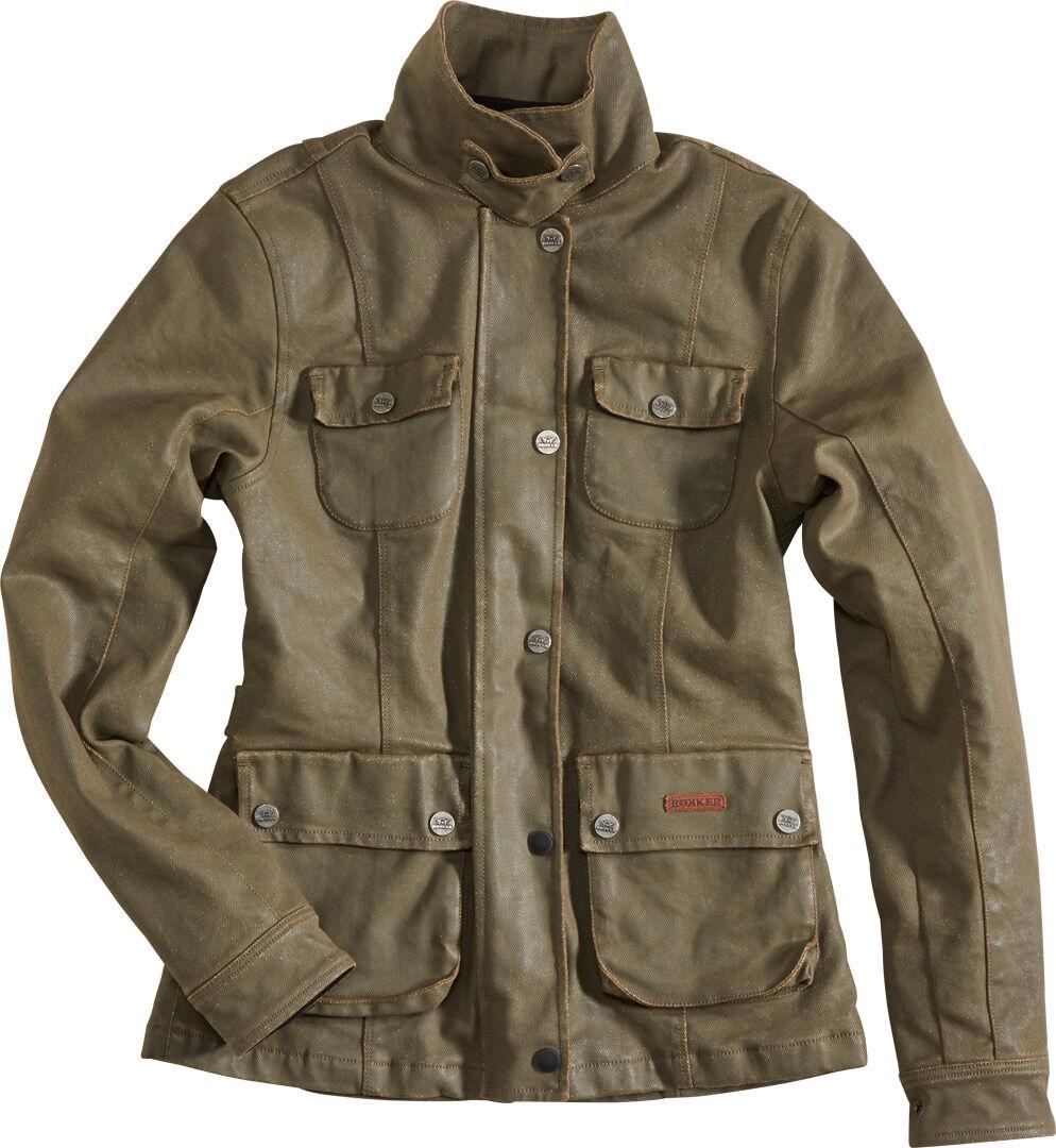 Rokker Rokkertech Women´s Jacket  Green Size: