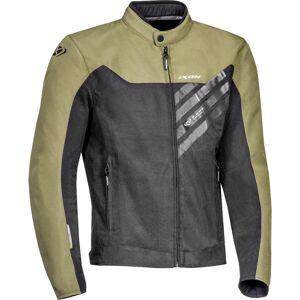 Ixon Orion Motorcycle Textile Jacket Black Green 2XL