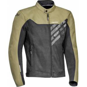Ixon Orion Motorcycle Textile Jacket Black Green XL