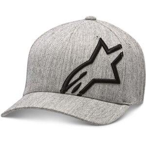 Alpinestars Corp Shift 2 Flexfit Cap unisex Black Grey Size: XL