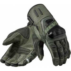 Revit Cayenne Pro Gloves  - Black Green - Size: S