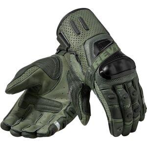 Revit Cayenne Pro Gloves  - Black Green - Size: S