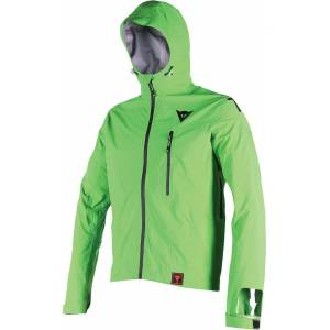 Dainese Atmo-Lite 3L Bicycle Jacket  - Green - Size: S
