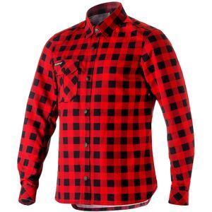 Alpinestars Andres Tech Shirt  - Black Red - Size: S