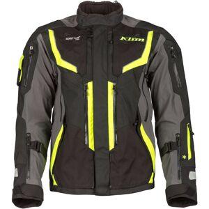 Klim Badlands Pro Motorcycle Textile Jacket  - Yellow - Size: L