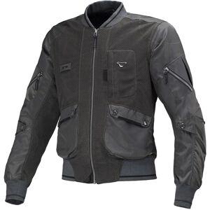 Macna Bastic Air Textile Jacket  - Green - Size: S