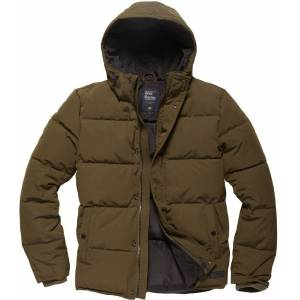 Vintage Industries Lewiston Jacket  - Green - Size: S