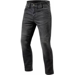 Revit Brentwood SF Motorcycle Jeans  - Grey - Size: 32