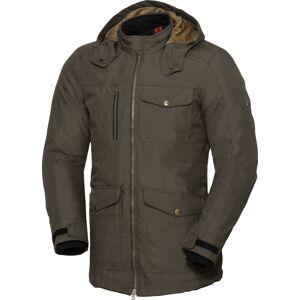 IXS Classic Urban-ST Motorcycle Textile Jacket  - Green - Size: S