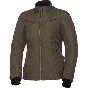 IXS Classic Urban-ST Ladies Motorcycle Textile Jacket  - Green - Size: S