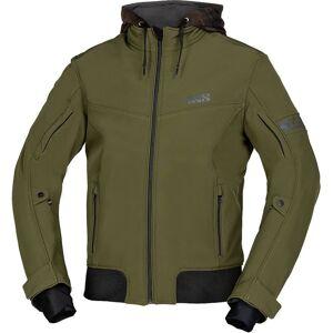 IXS Classic SO Moto Motorcycle Textile Jacket  - Green - Size: S