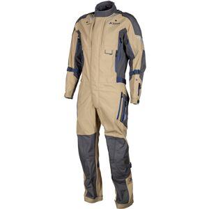 Klim Hardanger One Piece Motorcycle Textile Suit  - Brown - Size: L