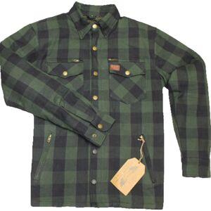 Büse M11 Motorcycle Shirt  - Green - Size: S