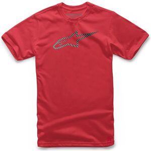 Alpinestars Ageless Grade T-Shirt  - Red - Size: 2XL