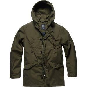 Vintage Industries Archer Jacket  - Green - Size: L