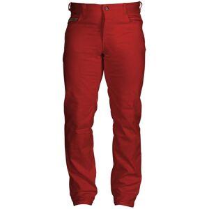 Furygan C12 Motorcycle Jeans  - Red - Size: 44