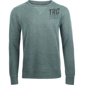Rokker Speed Crew Sweatshirt  - Green - Size: S