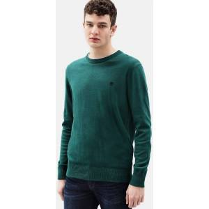 Timberland Williams River Crew Sweatshirt  - Green - Size: S