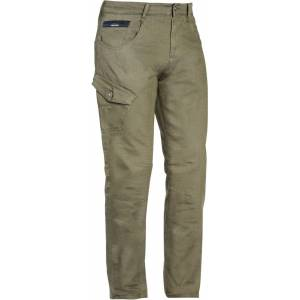 Ixon Discovery Motorcycle Textile Pants  - Green - Size: S