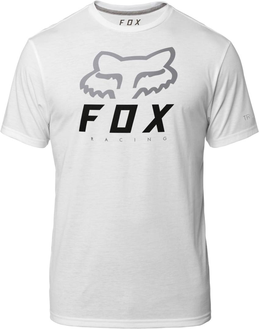 FOX Heritage Forger SS Tech Tee T-Shirt White XL