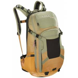 Evoc FR Trail 20L Ladies Protector Backpack Green S