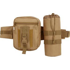 Brandit Allround Waistbeltbag Brown One Size