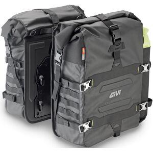 Givi Gravel-T Saddlebags Set Black One Size