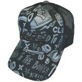 Acerbis Fancy SP Club Cap  - Grey - Size: One Size