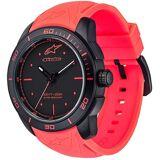 Alpinestars Tech Black Matte Watch  - Red - Size: One Size
