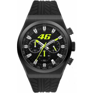 VR46 Classic Strap Watch Black One Size