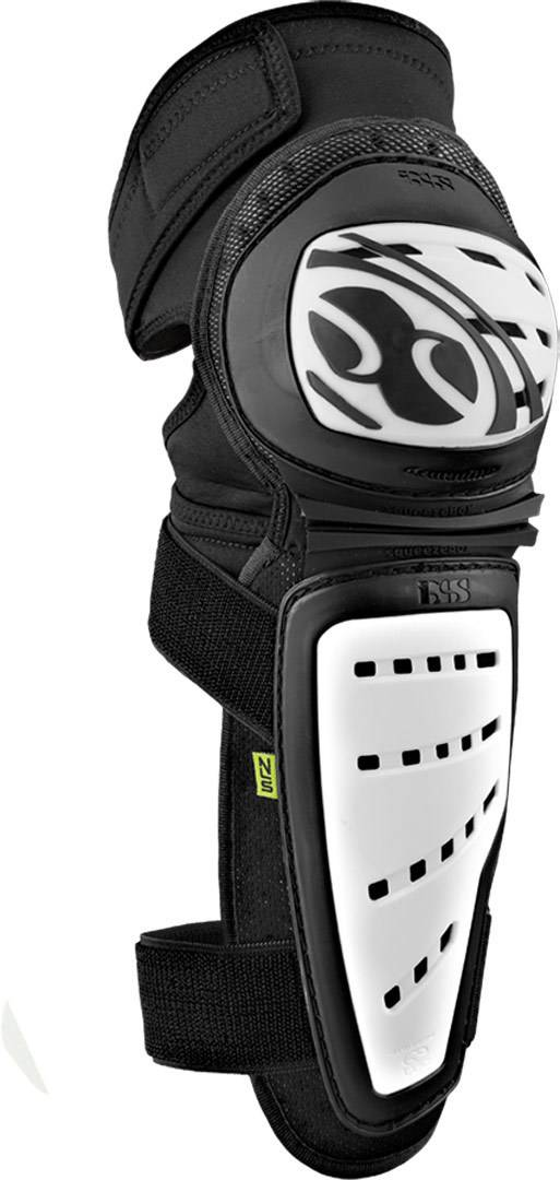 IXS Mallet Knee Protector White S
