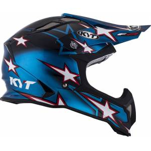 KYT Strike Eagle Romain Febvre Replica 2016 Motocross Helmet  - Size: Large