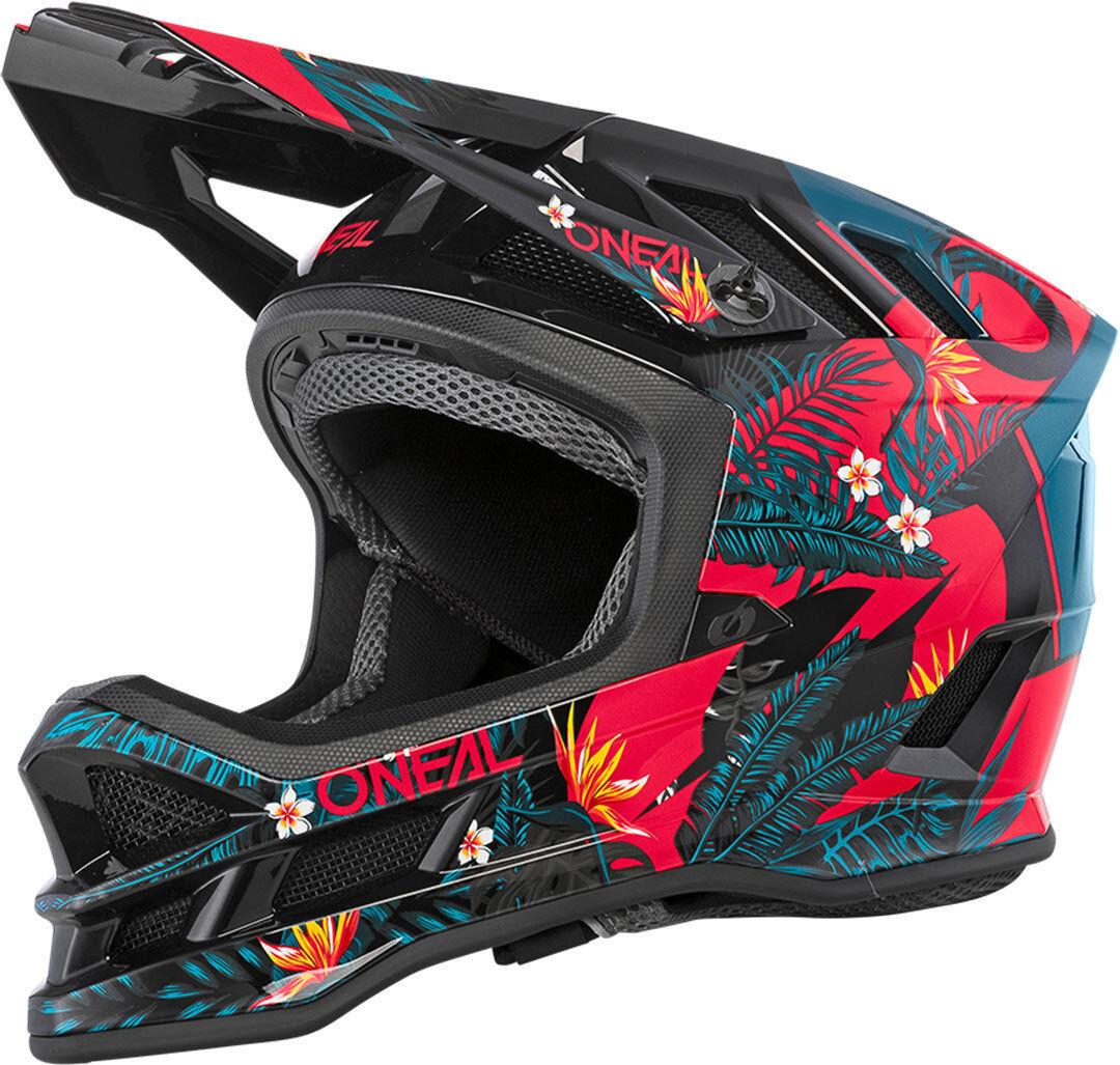 Oneal Blade Polyacrylite Rio Downhill Helmet Multicolored XL