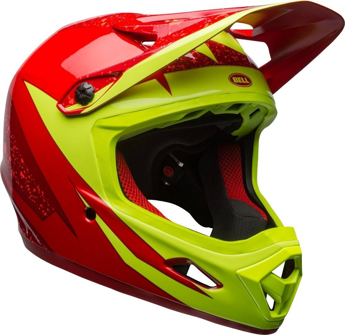 Bell Transfer-9 Downhill Helmet  - Size: Extra Large