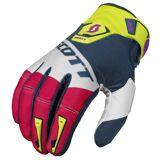 Scott 450 Podium Glove  - Pink Yellow - Size: 2XL