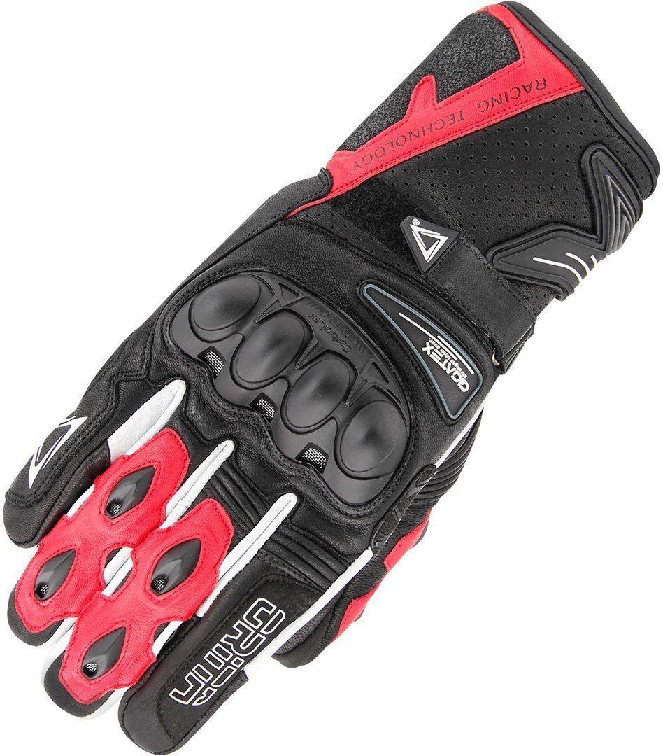 Orina Stream Gloves Black Red L