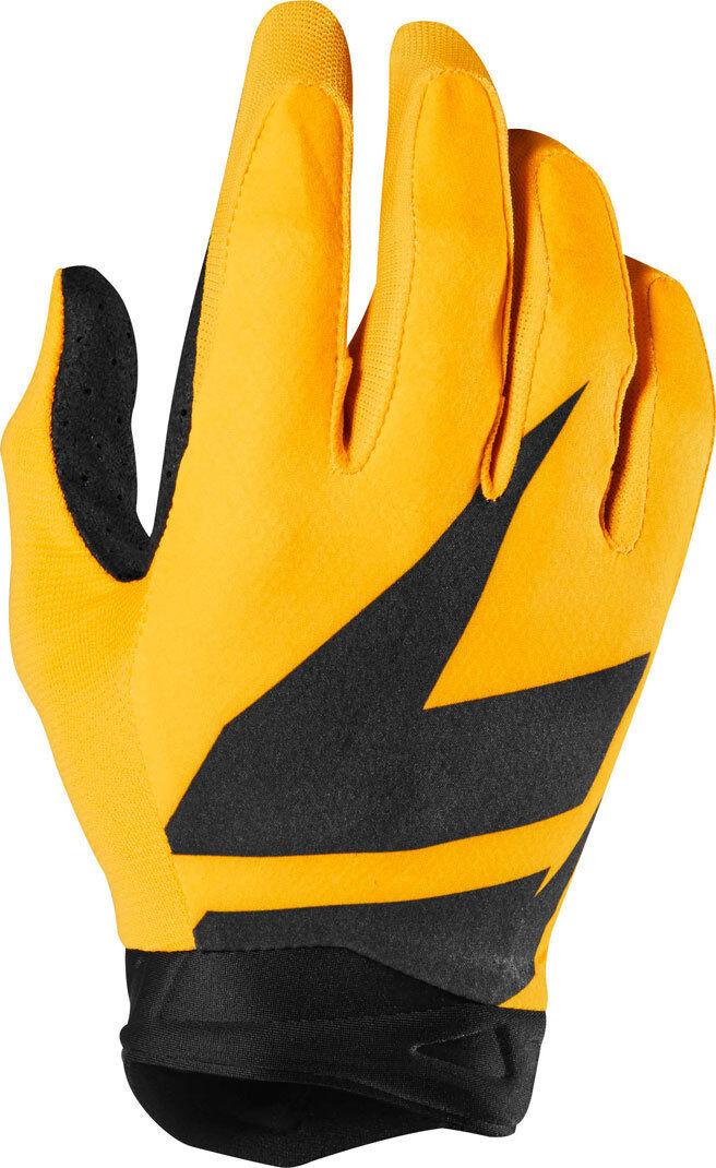 Shift 3LACK Air Gloves Yellow XL