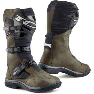 TCX Baja waterproof Motorcycle Boots Brown 43