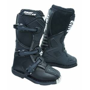 Shot K10 2.0 Motocross Boots Black 35