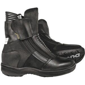 Daytona Max Sports GTX Motorcycle Boots Black 42