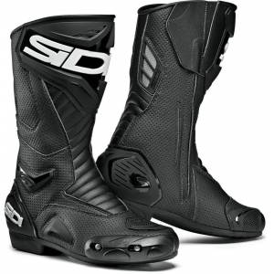Sidi Performer Air Motorcycle Boots  - Black - Size: 41
