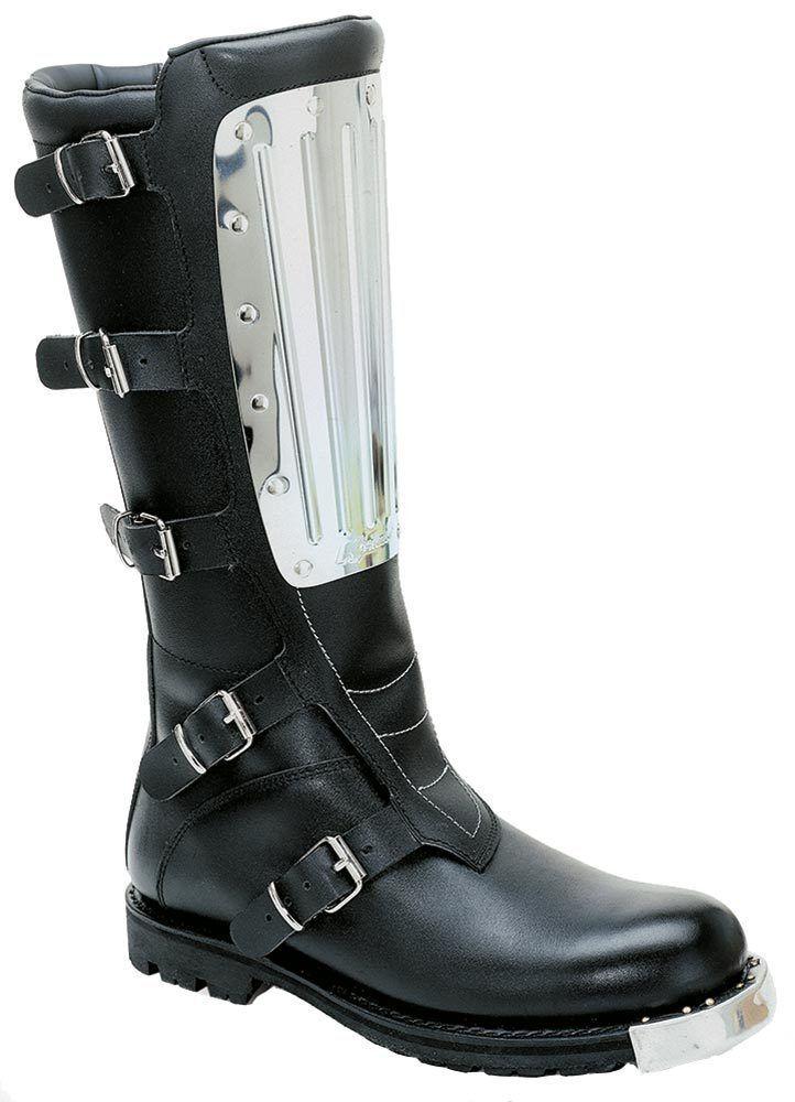Kochmann Mad Cross Motocross Boots  - Black - Size: 45