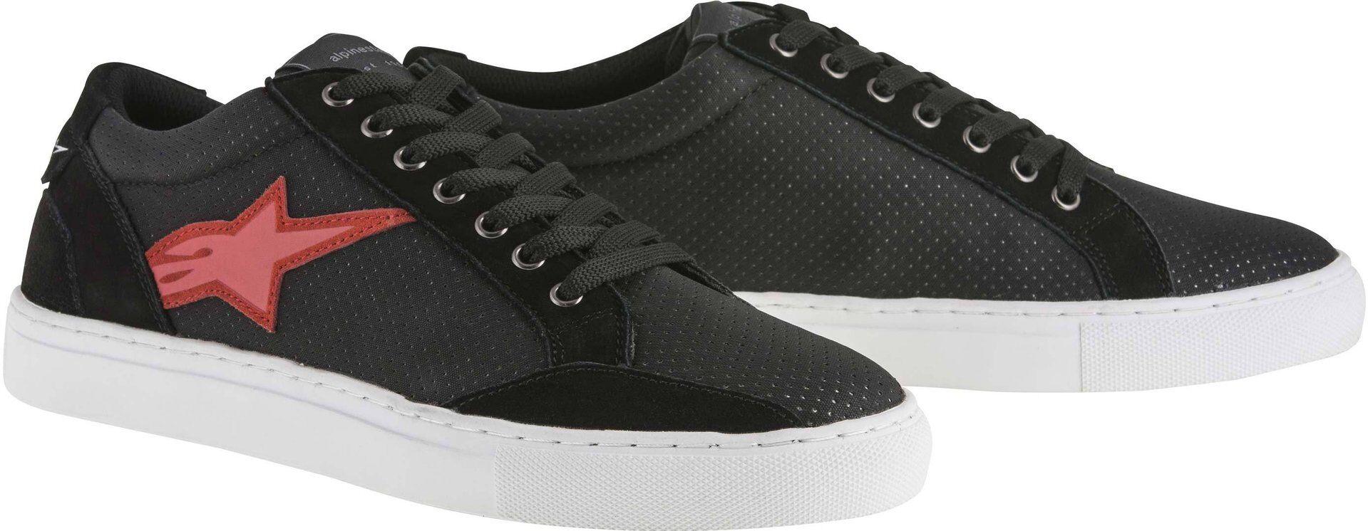 Alpinestars Ace Heritage Shoes unisex Black Pink Size: 150 cm