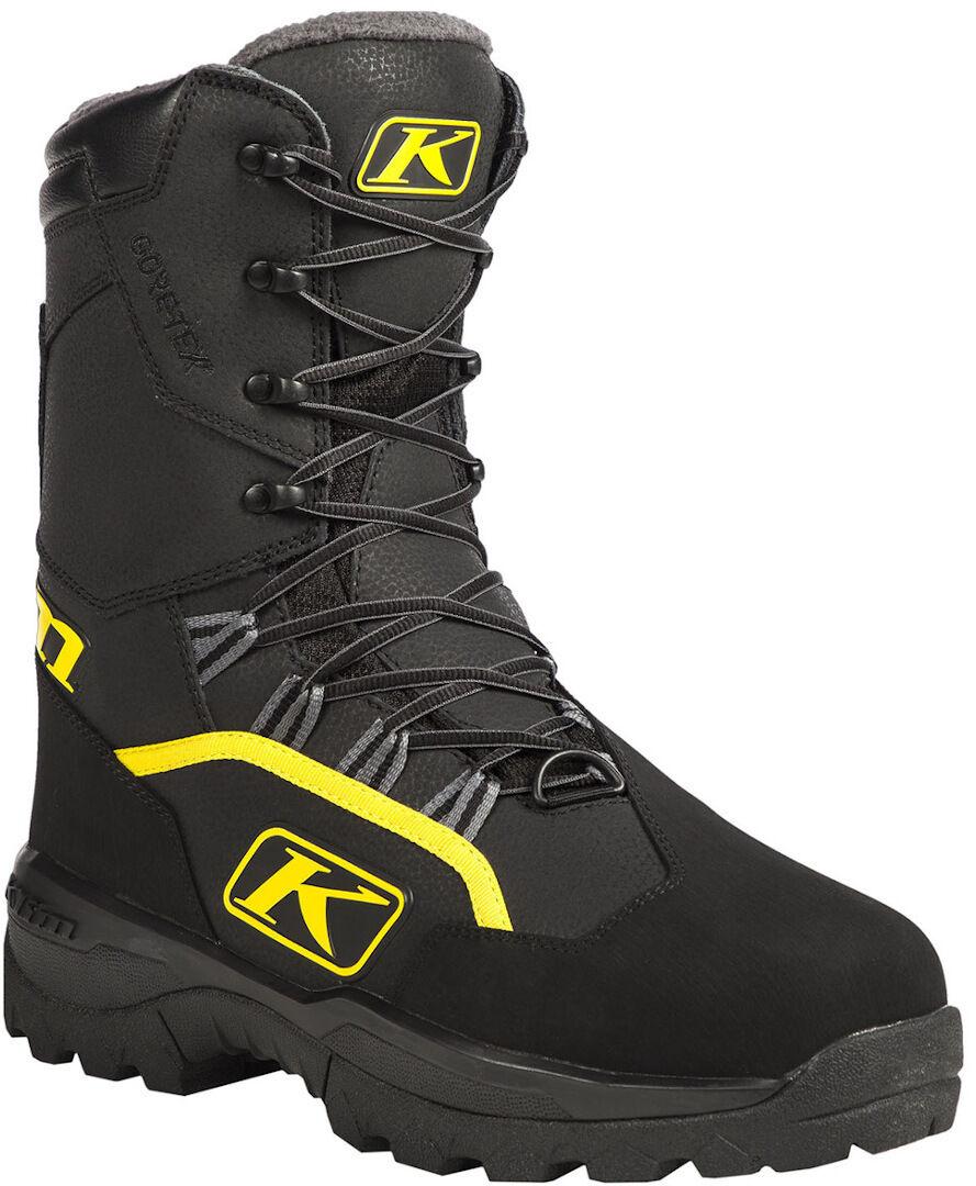 Klim Adrenaline GTX Boots  Black Size: